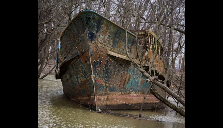 A Man Found Century Old Ship and Its History Will Blow Your Mind