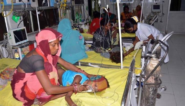 बिहार में चमकी बुखार : अब तक 140 बच्चों की मौत, वैशाली-मोतिहारी के हालात बदत्तर, घर छोड़ रहे सैकड़ों परिवार