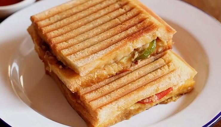 'चना मसाला सैंडविच' दर्शाता है अपना अनोखापन, बच्चों का दिल जीत लेंगी आप #Recipe