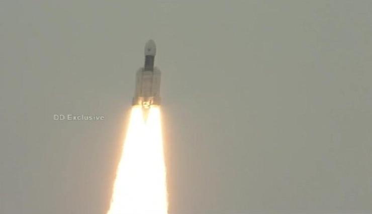 चंद्रयान-2 : देखें 33 सेकेंड का वो रोमांच जब बढ़ गईं पूरे देश की धड़कनें, VIDEO