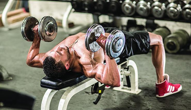 perfect chest,fitness,exercises,Health tips,healthy living ,घर पर करने वाली एक्सरसाइज,परफेक्ट बॉडी पाने के लिए करें ऐसा,हेल्थ,हेल्थ टिप्स