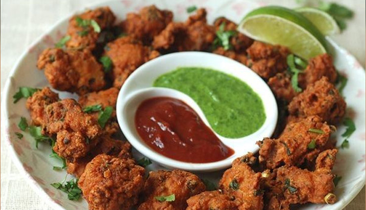 Recipe - If you really love tea time snacking then enjoy 'Chicken Pakora'