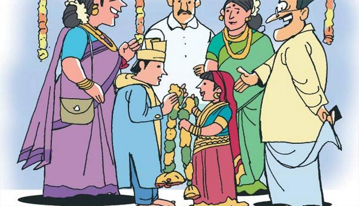 जयपुर : 27 साल के आदमी से कराई जा रही थी 13 वर्षीय नाबालिग की शादी, किया गया रेस्क्यू