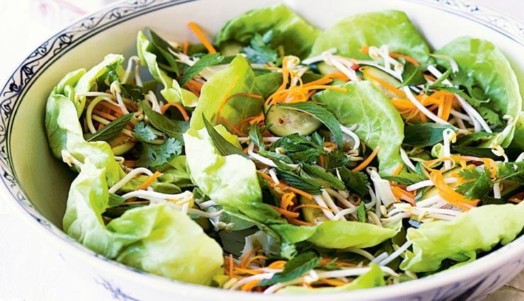 सेहत और स्वाद देता हैं 'चाइनीज सलाद', मिनटों में होगा तैयार #Recipe