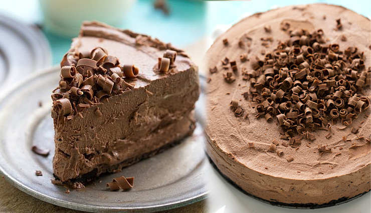 Recipe- Addict To Nutella? Try Frozen Nutella Chocolate Mousse Pie