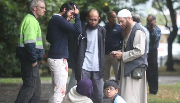 न्यूजीलैंड : मस्जिद में गोलीबारी, 6 लोगों की मौत, कई घायल, बाल-बाल बची बांग्लादेश क्रिकेट टीम