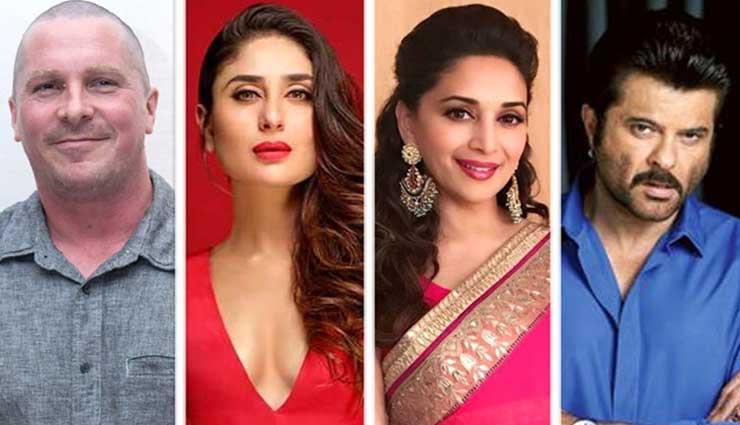 Christian Bale to meet Kareena Kapoor Khan, Madhuri Dixit, Anil Kapoor during Mumbai trip for Mowgli premiere