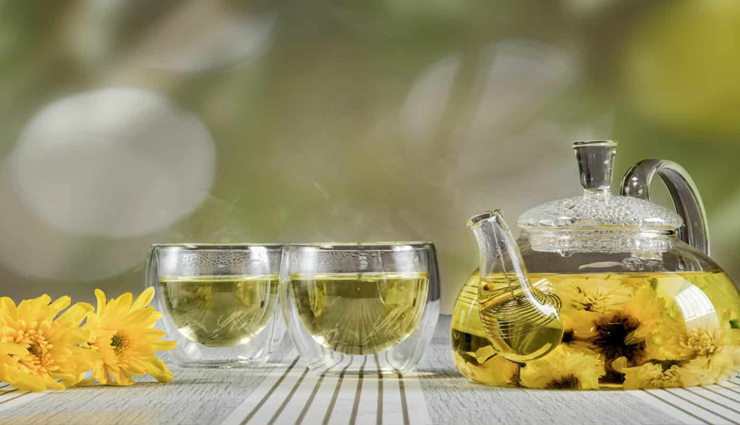 7 Amazing Health Benefits of Drinking Chrysanthemum Tea