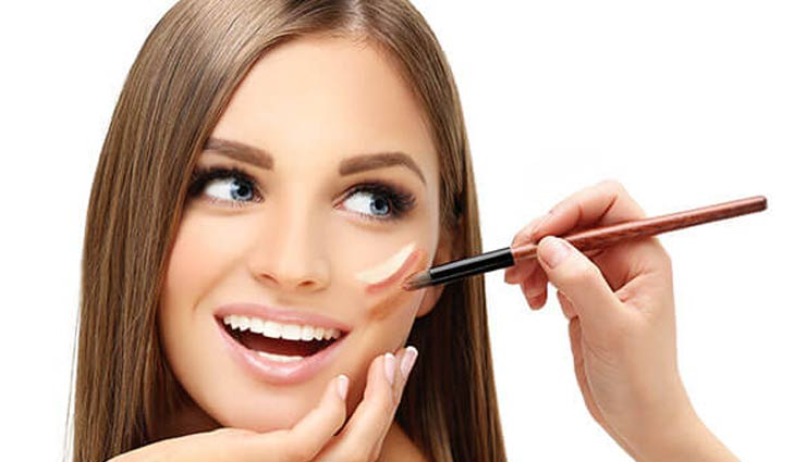 5 Make Up Tips to Hide Your Chubby Cheeks
