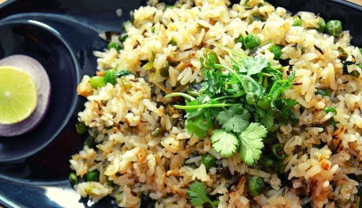 Recipe- Chura Matar is a Speciality From Banaras and Bihar