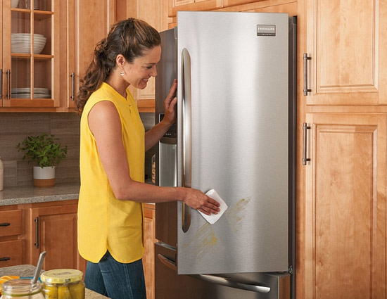 3 Hacks To Clean Steel Appliances