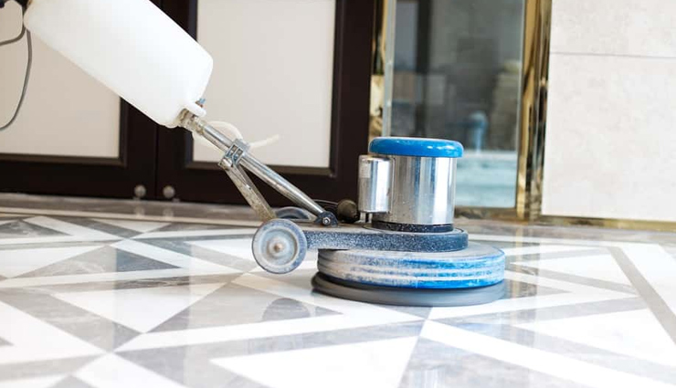 5 Tips To Keep Your Marble Floor Shining and Clean