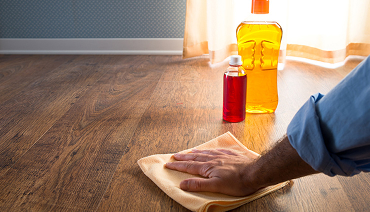 tips to clean wooden floor,wooden floor care tips,household tips,house cleaning tips