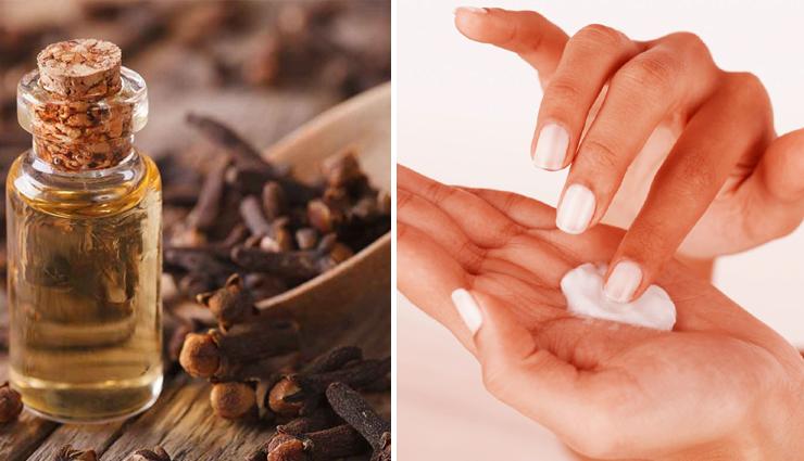 clove oil for treating acne,clove oil beauty benefits,acne problem,clove oil for skin,skin care tips,skin beauty,face,face care tips,skin beauty tips
