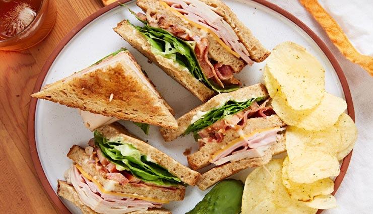 club sandwich recipe,recipe,recipe in hindi,special recipe
