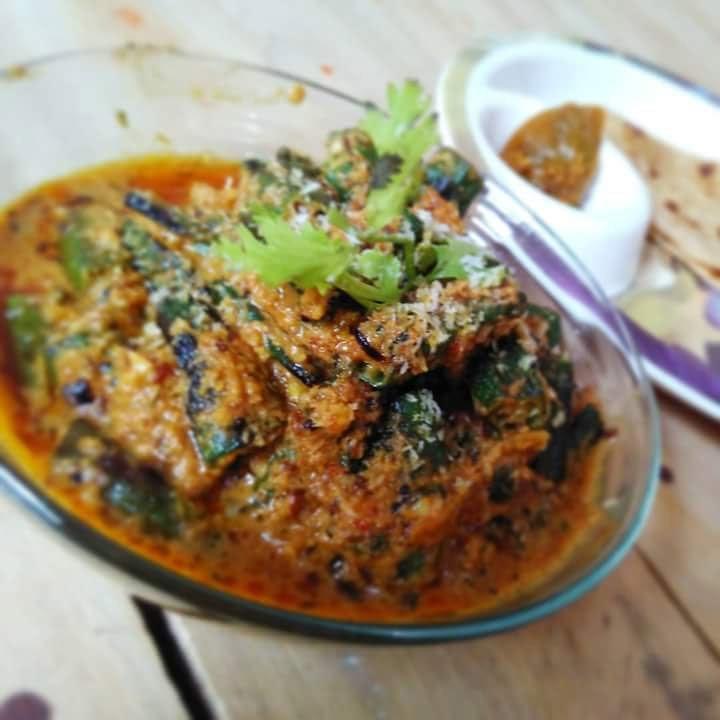 coconut bhindi masala,bhindi recipe ,कोकोनट भिंडी मसाला रेसिपी, कोकोनट रेसिपी, भिन्डी रेसिपी, स्पेशल रेसिपी, खाना-खजाना