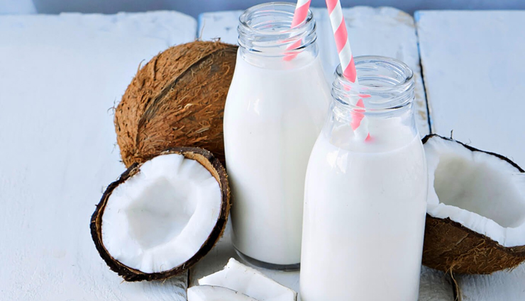 6 Ways To Use Coconut Milk For Summer Skin Care