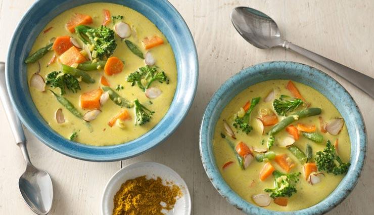लॉकडाउन रेसिपी : पराठों के साथ ले 'नारियल की सब्जी' का स्वाद