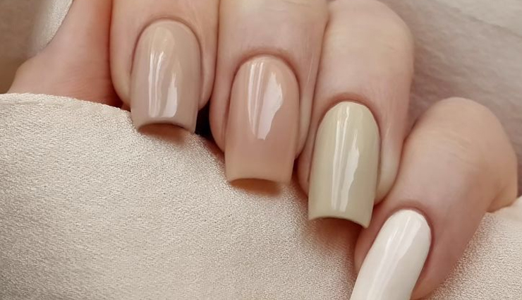 trending nails colors,nails colors,nail beauty,nude red or blossom red,silver,pink rose or posh pink,marsala or coffee shade,golden,beauty,beauty tips