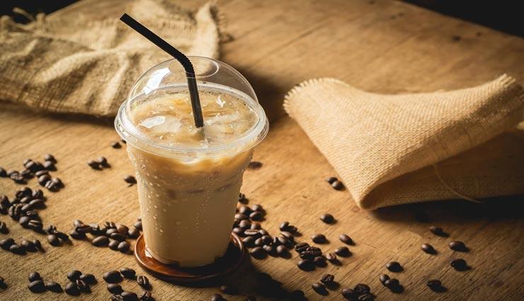 गर्मियों में इस तरह बनाए कोल्ड कॉफी, स्वाद और शरीर दोनों को मिलेगी ठंडक #Recipe