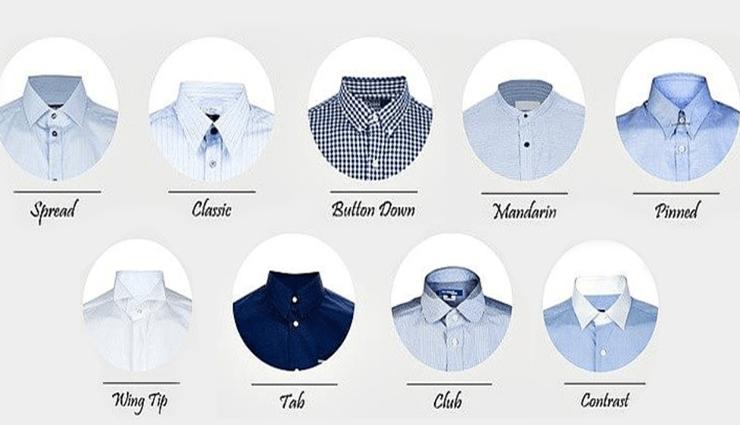 fashion trends,fashion tips,5 tips every man should before buying collar shirt,how to choose collar of shirt,shirt shopping,tips to keep collar of shirt stiff,man fashion