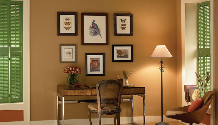 choose the color for your walls according to vastu