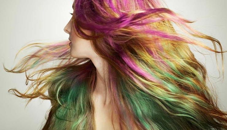बालों को कलर के दौरान नहीं पहुंचाना चाहते नुकसान, आजमाए ये नेचुरल तरीके