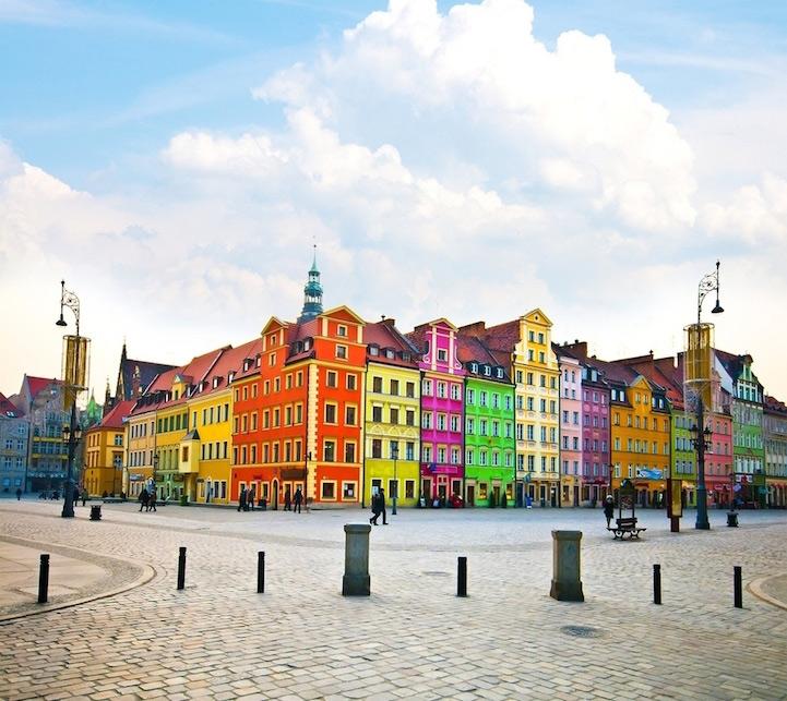 colorful cities in the world,colorful cities ,रंगीन शहर, पर्यटन स्थल, बो-काप, साउथ अफ्रीका, वियना, ऑस्ट्रिया, वेलप्रासो, चिली, व्रोक्ला, पोलैंड, जोधपुर, भारत