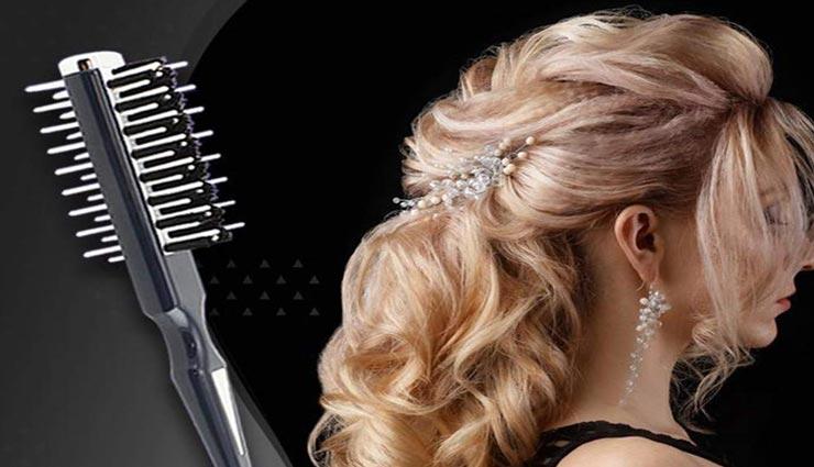 बालों को संवारने के लिए उपलब्ध है कई वैराइटी की कंघियां, जानें आपके लिए कौनसी रहेगी बेस्ट