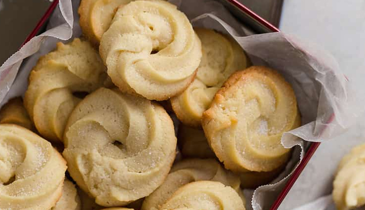 Recipe- Gift Your Loved Ones Delicious Danish Brown Butter Cookies