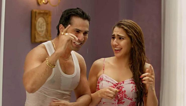 coolie no. 1,varun dhawan,sara ali khan,coolie no 1 trailer,coolie no 1 trailer news,entertainment,bollywood news