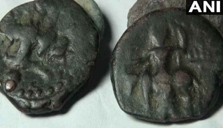 Uttar Pradesh: 1800-year-old copper coins found in Baghpat