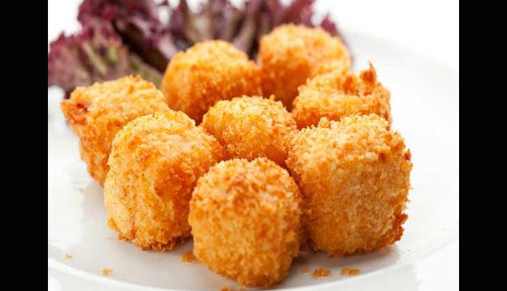Ramadan 2018- Corn Cheese Balls