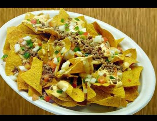 Recipe- Corn Nachos Chaat