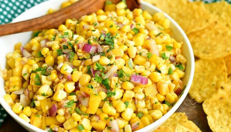 Recipe- Refreshing and Delicious Corn Salsa