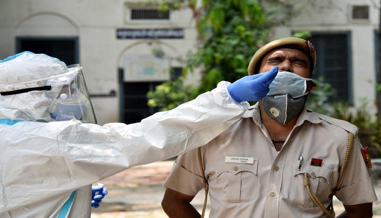 उदयपुर : घातक होता जा रहा कोरोना, सोमवार को आए डराने वाले आंकड़े, 702 नए पॉजिटिव, 8 की मौत