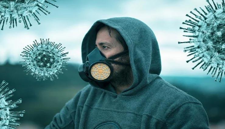 कोविड को लेकर सामने आई नहीं शोध, वायु प्रदूषण के कारण बढ़ता हैं कोरोना से मौत का खतरा