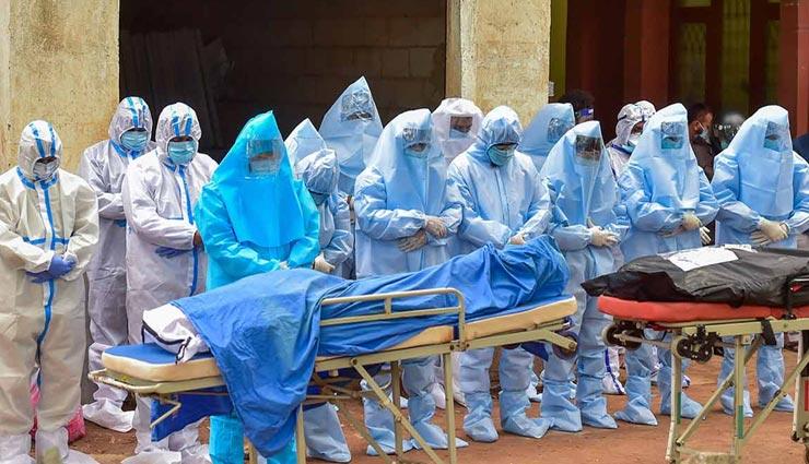 जोधपुर : बेलगाम कोरोना से मई के पहले तीन दिन में गई 107 लोगों की जान, मिले 2130 नए संक्रमित