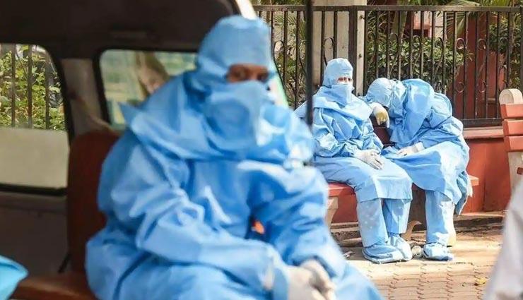 राजधानी जयपुर के लिए राहतभरी खबर, संक्रमित मामलों में आई 871 की बड़ी गिरावट, 40 की मौत