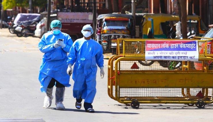 उदयपुर : बेलगाम होता जा रहा कोरोना, आज सामने आए इतिहास में एक दिन के सबसे ज्यादा मामले