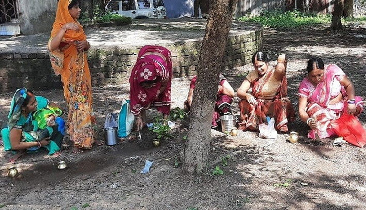 jharkhand,coronavirus,women,social distancing,jharkhand news ,कोरोना वायरस,झारखंड