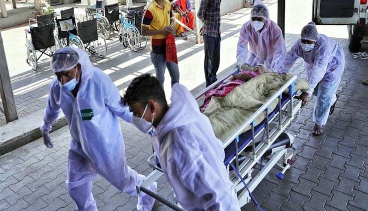 जोधपुर : कोरोना की सुनामी पड़ने लगी धीमी, नए संक्रमितो के 250 फीसदी हुए ठीक, 11 की मौत