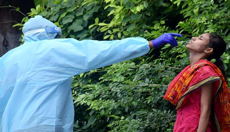 अलवर : 25 नए संक्रमितो के मुकाबले 83 मरीज हुए डिस्चार्ज, 500 से नीचे आया एक्टिव केस का आंकड़ा