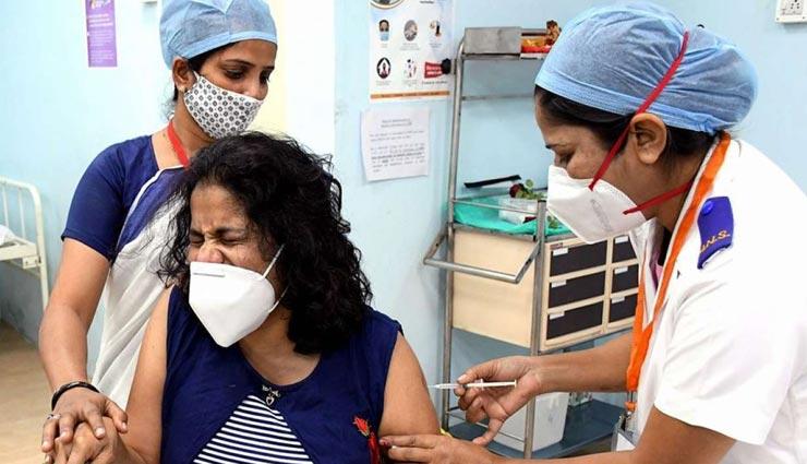उदयपुर : 1592 सैंपल की जांच में मिले सिर्फ 5 नए रोगी, आज नहीं होगा 18+ का वैक्सीनेशन