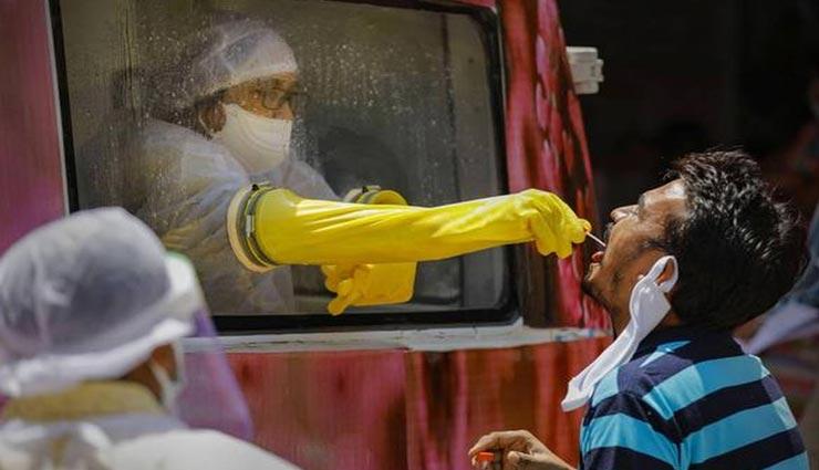 भरतपुर : 500 सैंपलों की जांच में निकले सिर्फ 2 नए मरीज, खाली हो चुके 96 प्रतिशत से ज्यादा बेड