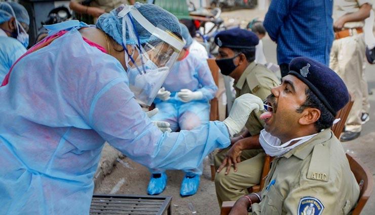 बांसवाड़ा : 98.78 प्रतिशत तक पहुंच गई जिले में कोरोना दर, नहीं मिला कोई नया कोरोना संक्रमित