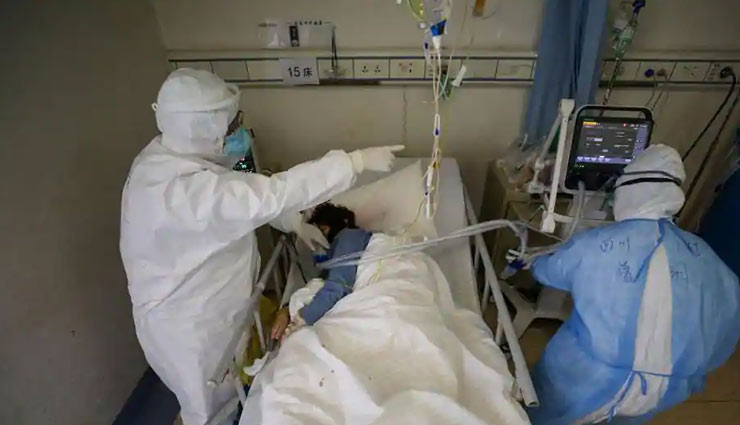 China's coronavirus death toll rises to 2,345, more than 76,200 infected