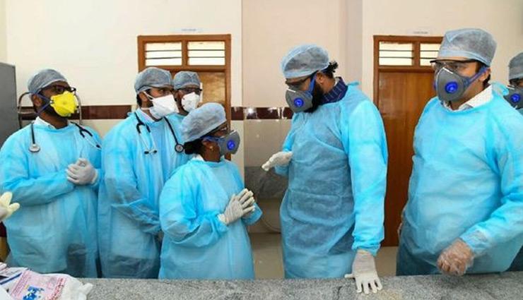 कोरोना की चेन, महाराष्ट्र में एक ही परिवार के 4 लोगों ने 12 सदस्यों को लिया संक्रमित