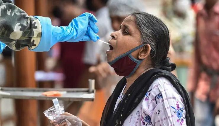 महाराष्ट्र: एक दिन में ठीक हुए 71 हजार से ज्यादा लोग, 793 मरीजों की हुई मौत