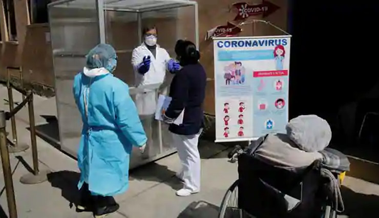 Dausa News: रात 8 बजे बाद बाजार बंद, कोविड वैक्सीन नहीं तो पेंशन भी नहीं